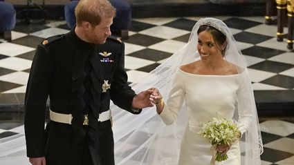 This is the song Meghan Markle and Prince Harry had their first dance to - prepare to be surprised!