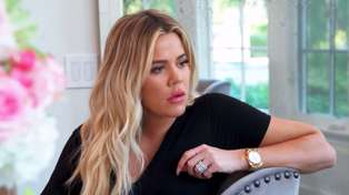 Khloe Kardashian hits back after being slammed for supposedly putting her body ahead of her baby