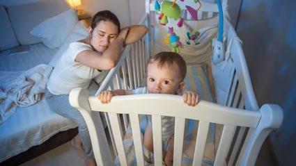 This is the $25 toy that's helping babies sleep through the night... EVERY night!