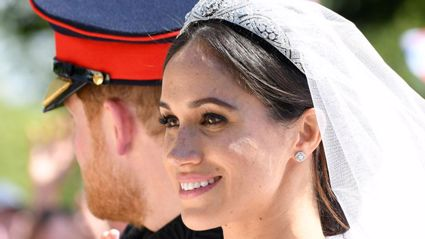 Meghan Markle's hairdresser spills all the details on her royal wedding morning