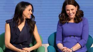 This is the strange reason why Meghan Markle will have to keep curtsying to Kate Middleton...