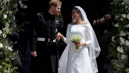 """See the STUNNING photo from the royal wedding that's been called """"Princess Diana's view"""""""