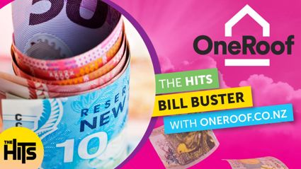 THE HITS BILL BUSTER WITH ONEROOF.CO.NZ