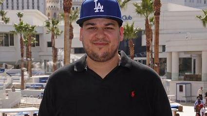 Rob Kardashian shocks fans after showing off dramatic weightloss