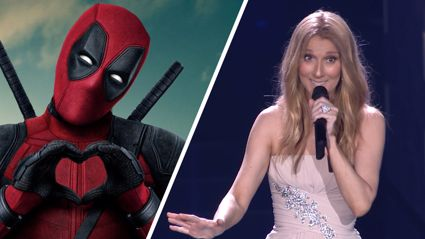 Watch Celine Dion perform her Deadpool 2 theme song LIVE for the first time