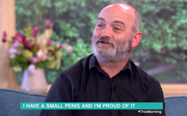 why do guys have small penis