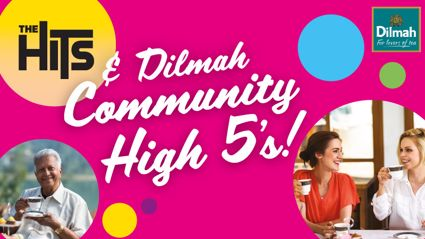 The Hits and Dilmah Community High 5's!
