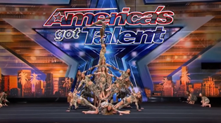"""Acrobatic dance group wows judges on 'America's Got Talent' with """"mind-blowing"""" audition"""