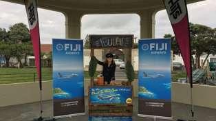 Fiji Flash Back - When We Gave Away Four Trips To Fiji!