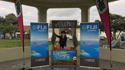Fiji Flash Back - When We Gave Away Four Trips To Fiji!