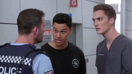 Did Shortland Street drop the F-bomb on TV?