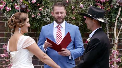 Former 'Married At First Sight' Australia bride gives birth!