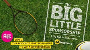 AA Insurance Big Little Sponsorship