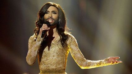 Conchita Wurst is unrecognisable after debuting dramatic make over!