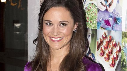 Pippa Middleton FINALLY confirms she's pregnant... but in the strangest way!