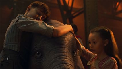 The first teaser for the live action Dumbo movie is here and it pull at your heart strings