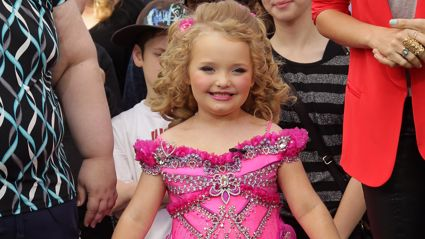 Remember Honey Boo Boo? Well she's all grown up and looking very different!