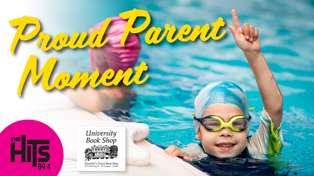 WIN: Share your Proud Parenting Moment to WIN a $50 University Book Shop Voucher!