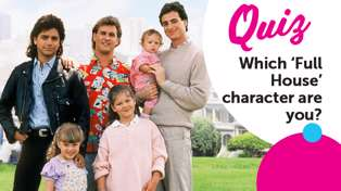 QUIZ: Which 'Full House' character are you?