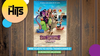 AUCKLAND - See Hotel Transylvania 3: A Monster Vacation!
