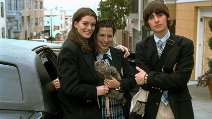 Remember Michael from 'The Princess Diaries'? Well this is what he looks like now...