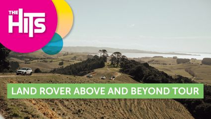 Land Rover Above and Beyond Tour with The Hits Waikato!