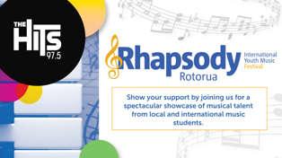 Rhapsody Rotorua 2018