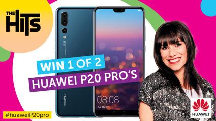 Win a Brand New Huawei P20 Pro!
