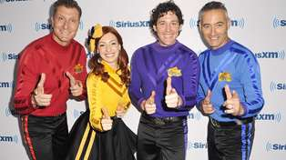 One of The Wiggles has been rushed to hospital during their US tour