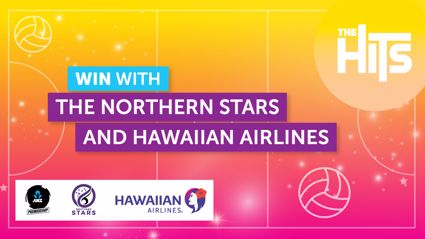Win with Hawaiian Airlines and the Northern Stars!