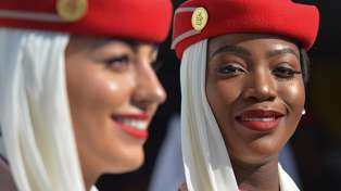 Emirates are recruiting for flight attendants – but the rules about how you must look are VERY strict!