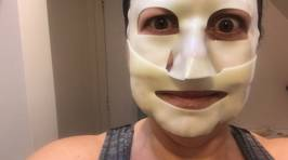 Try it Out Tuesday - Estelle and Celia try out Face Masks
