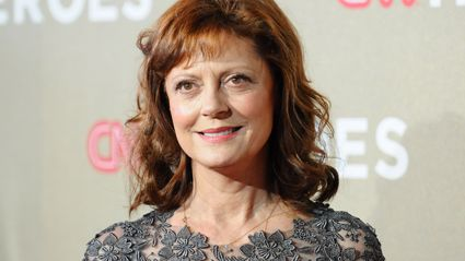 How Susan Sarandon just broke royal protocol...