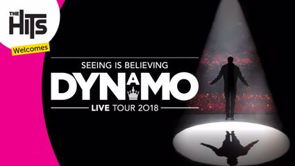 Win a Family Package to see DYNAMO with Brodie and Fitzy