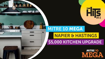 Win a $5,000 kitchen upgrade thanks to Mitre 10 Mega!