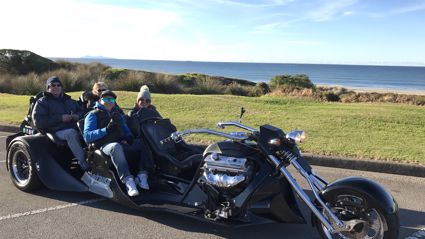 Try it Out Tuesday - V8 Trike Tours NZ