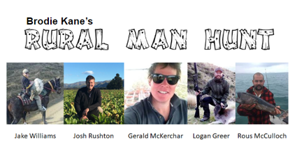 Brodie's Rural Man Hunt - TOP 5