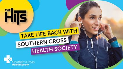 Take Life Back thanks to Southern Cross Health Society