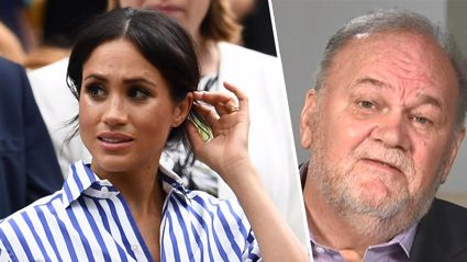 "Thomas Markle says he's worried about Megan Markle as she's ""pained"""