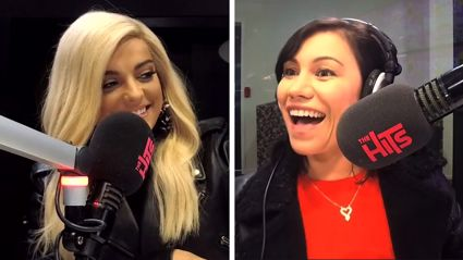 The surprising thing Bebe Rexha and Stacey Morrison have in common