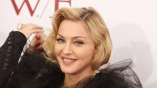 Madonna shares rare family photo with her six children