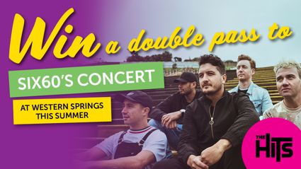 Win tickets to SIX60 this summer!
