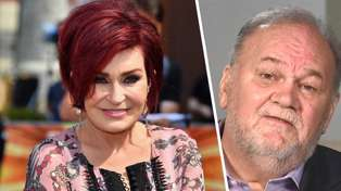 Thomas Markle is now hitting out at Sharon Osbourne