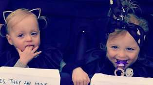 This mum's response to tedious questions about her twins is perfect!