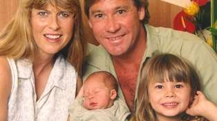 Terri Irwin opens up about Steve Irwin's final weeks and how he predicted his own death
