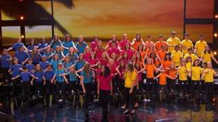 Children's choir wows America's Got Talent judges AGAIN with emotional 'Moana' performance