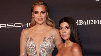Kourtney and Khloe Kardashian are being slammed over this workout video