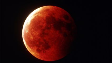 Feeling a bit moody this week? You can blame the blood moon for that ...