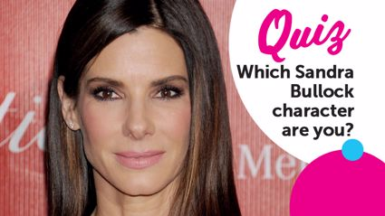 QUIZ: Which Sandra Bullock character are you?