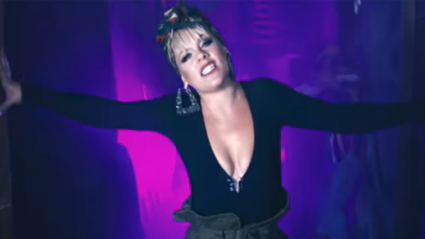 Pink's just released the awesome video for 'Secrets' - which she secretly filmed in Australia!